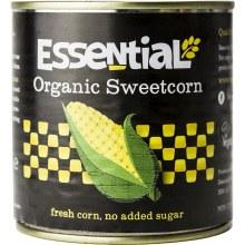 Organic Sweetcorn