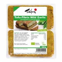 Organic Tofu Fillets Wild Garlic