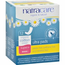 Organic Cotton Ultra Pads Super Plus