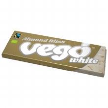 Organic White Almond Bliss Chocolate Bar