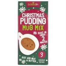 Christmas Pudding Mug Mix