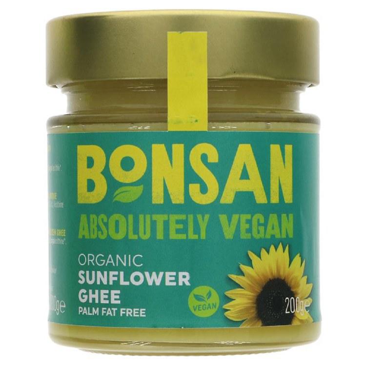 Organic Sunflower Vegetable Ghee