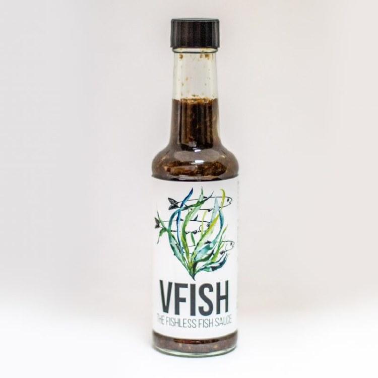 Fishless Fish Sauce