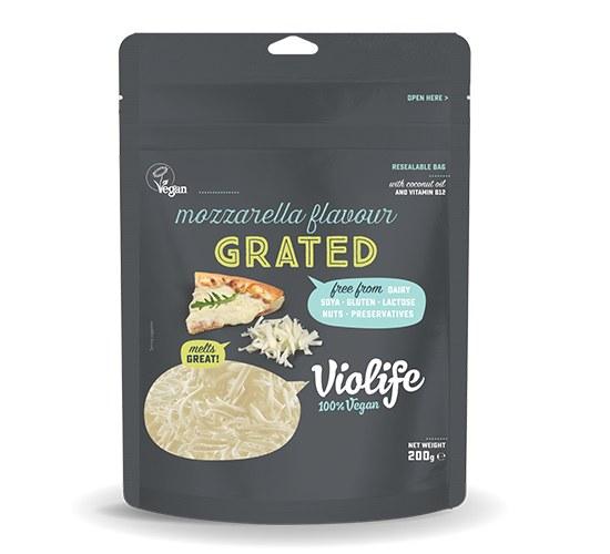 Grated Mozzarella Style
