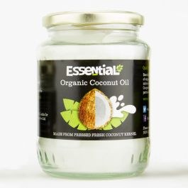 Organic Virgin Raw Coconut Oil