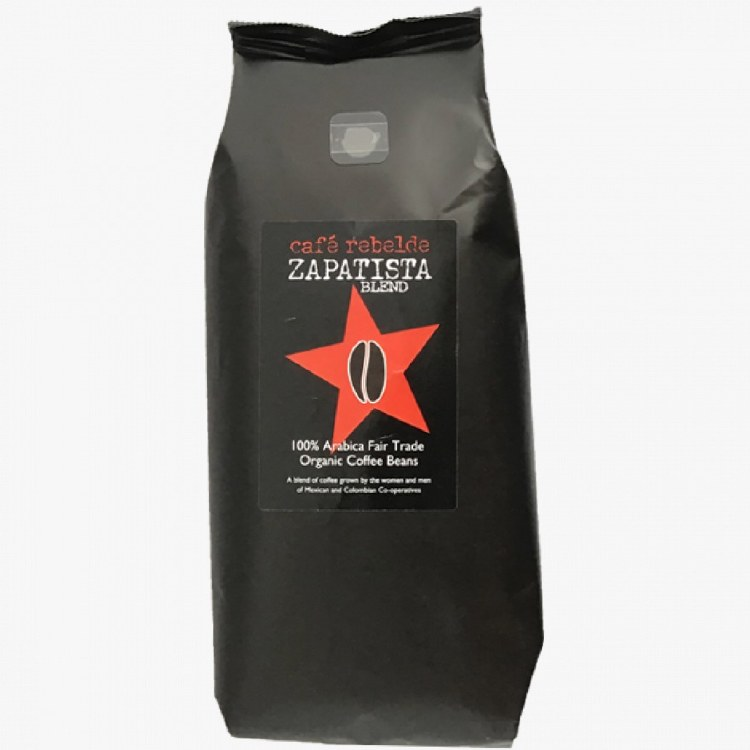 Organic Zapatista Coffee Beans