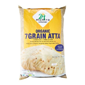 24 Mantra 7 Grain Atta 1kg