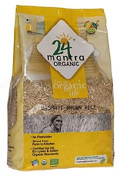 24 Mantra Bro Basmati Rice 10l