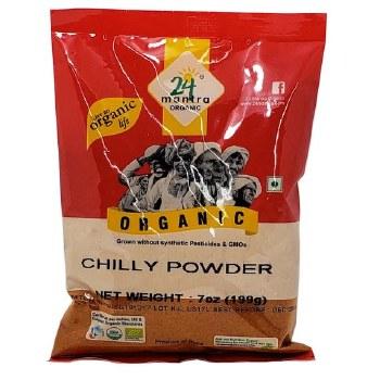 24 Mantra Chilli Powder 7 Oz