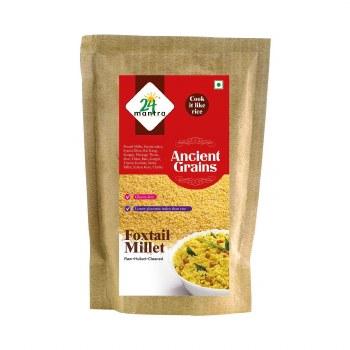 24 Mantra Foxtail Millet 2.2lb