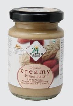 24 Mantra Peanut Butter 7.05oz