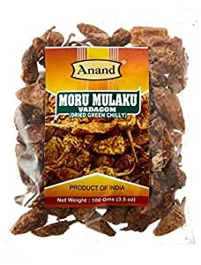 Anand Moru Mulaku 100gm