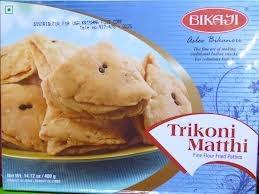 Bikaji Trikoni Mathi 400gm