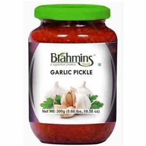 Brahmins Garlic Pickle 200g