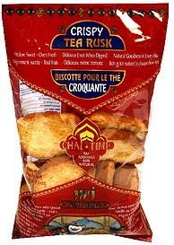 CRISPY TEA RUSK 7.1OZ