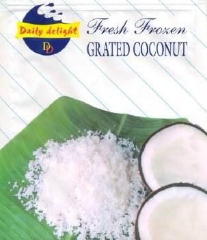 Dd Grated Coconut 16oz