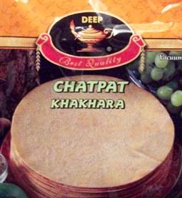 DEEP CHATPAT KHAKARA 6.3OZ
