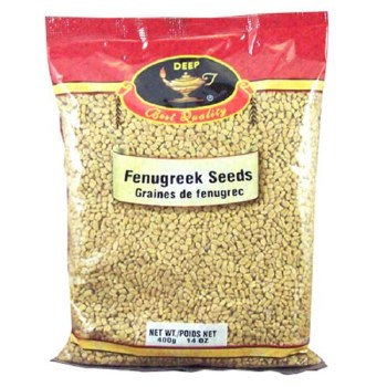 Deep Fenugreek Seeds 14oz