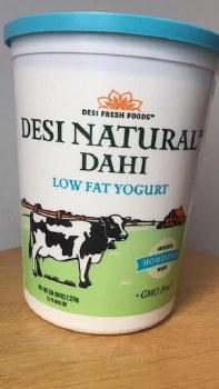 Desi Lowfat Yogurt 5lb