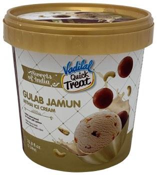 Gulab Jamun Mithai Ice Cream 1