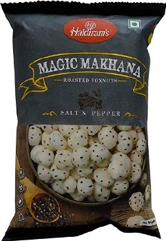Makhana Salt N Pepper 30g