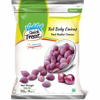 Red Baby Onions 312g