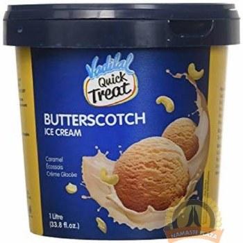 Sf Butterscotch Ice Cream 1lt