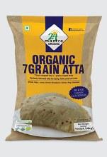 24 Mantra 7 Grain Atta 10lb