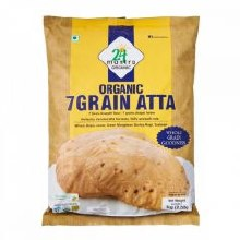 24 Mantra 7grain Methi Atta 1k