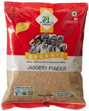 24 Mantra Jaggery Powder 1lb