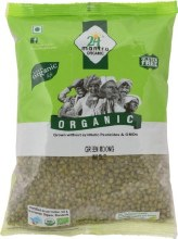 24 Mantra Moong Green Whole 4l