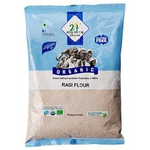 24 Mantra Ragi Flour 2lb