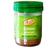 ASLI GREEN FOOD COLOR