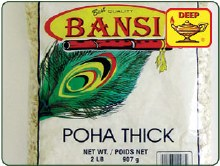 BANSI POHA THICK 2LBS