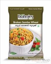 Brahmins Broken Sambarwheat1lb