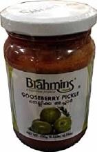 Brahmins Gooseberry Pickle 300