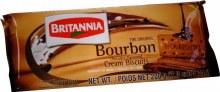 BRITANNIA BOURBON CHOCO 6.9OZ