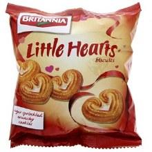 BRITANNIA LITTLE HEARTS 2.6OZ