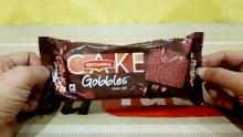 BRITANNIA DOUBLE CHOCO CAKE
