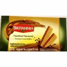 BRITANNIA HAZELNUT WAFERS