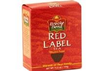 BROOKE BOND RED LABEL TEA 15.8OZ