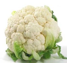 CAULIFLOWER BY COUNT