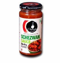 CHINGS SCHEZWAN SAUCE 8.9OZ