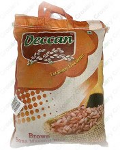 DECCAN BROWN SONA MASOORI RICE 20LB