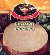 DEEP CHATPAT KHAKARA 6.3OZ
