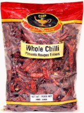 DEEP RED WHOLE CHILLI 3.5OZ
