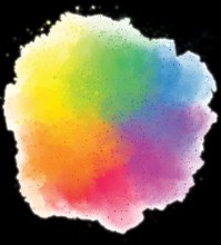 Enjoy Holi Color Yellow 3.5oz