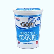 GOPI YOGURT 64OZ