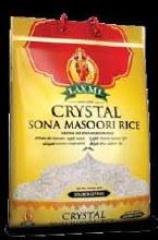 Crystal Sona Masoori Rice 20lb