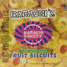 KARACHI FRUIT BISCUITS 14OZ